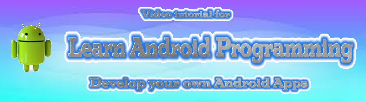 Video for Android programming