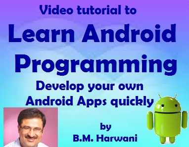 Develop Smartphone Apps in Anddroid